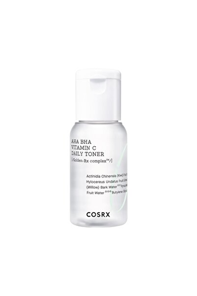 Cosrx Aha Bha Vitamin C Daily Toner Mini – Günlük C Vitamini Toniği Mini