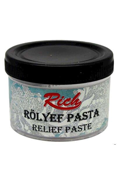 Rich Beyaz Rölyef Pasta 270 gr