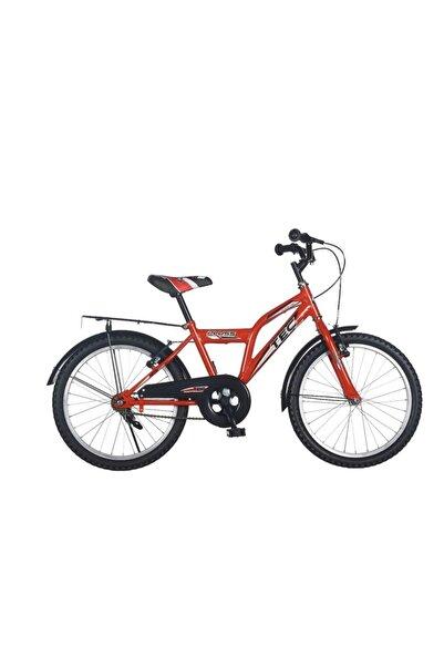 TEC Erkek Çocuk Kırmızı Plus 20 Jant  Bisiklet