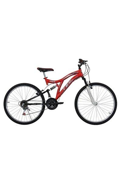 TEC Kırmızı Master 26 Jant Çift Amortisörlü 21 Vites Dağ Bisikleti