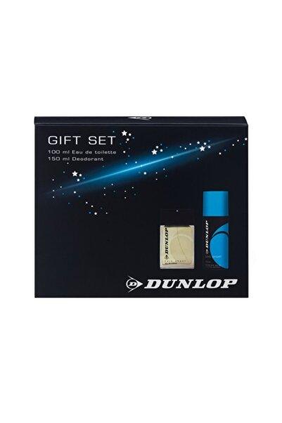 DUNLOP Chic Sport Edt+deo Set (Mavi)