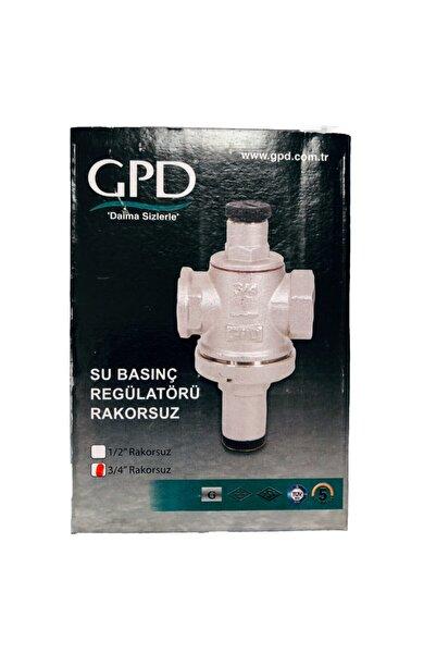 GPD Su Basınç Düşürücü Regülatörü Rakorsuz (3/4)