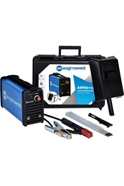 Magmaweld - Oerlikon Ministick Deluxe 140 Amper Kaynak Makinesi+çanta+gözlük+elektrot