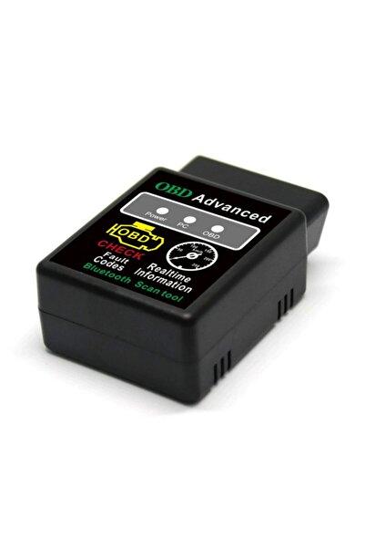 Streak Elm327 V1.5 Obd2 Bluetooth Türkçe Araç Arıza Tespit Cihazı