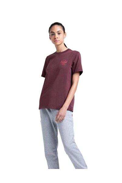 Herschel Supply Co. Kadın Mor Women's Tee Classic  Tshirt