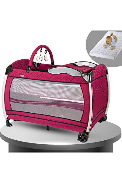 Baby Home 600 Nanny 70x110 Anne Yanı Bebek Beşiği Sepet Oyun Parkı Yatak Beşik