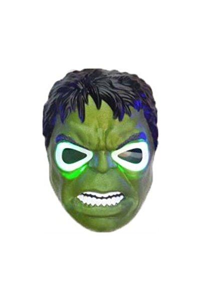 Modacımgür Işıklı Hulk Parti Maskesi