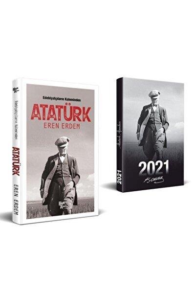 Halk Kitabevi Edebiyatçıların Kaleminden Atatürk Atatürk Ajandası Cumhuriyet