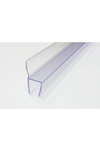 Şahin Şeffaf Cam Balkon Fitili (8 Mm) H Tipi 180 Cm Cam Balkon Contası 4 Adet