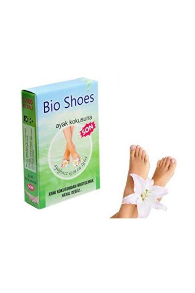 Trendmallar Bio Shoes Ayak Kokusu Giderici Ayakkabı Içi Koku Önleyici Bakım