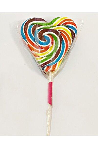 TUĞBALİ Candy Joy Büyük Sosyete Meyva Aromalı Lolipop Şekerleme