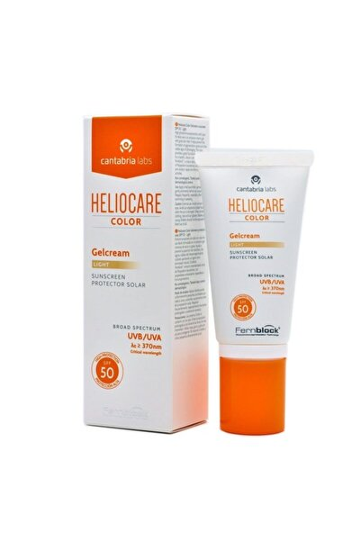 Heliocare Gelcream Color Light Spf 50 50 ml (Yeni)