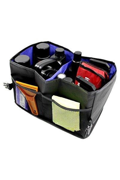 Anka Mastercar Araç Bagaj Çantası Organizer (hediyeli)