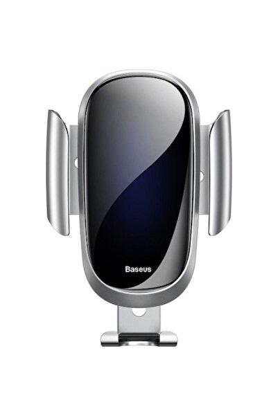 Baseus Future Gravity Araç Telefon Tutucu Gri