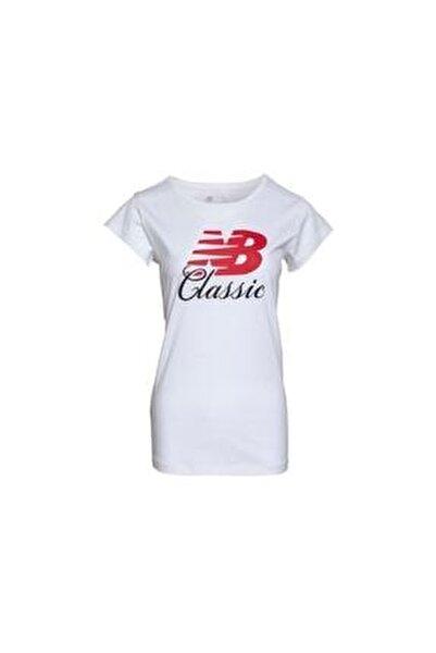 Kadın Beyaz T-shirt Wps001-wt