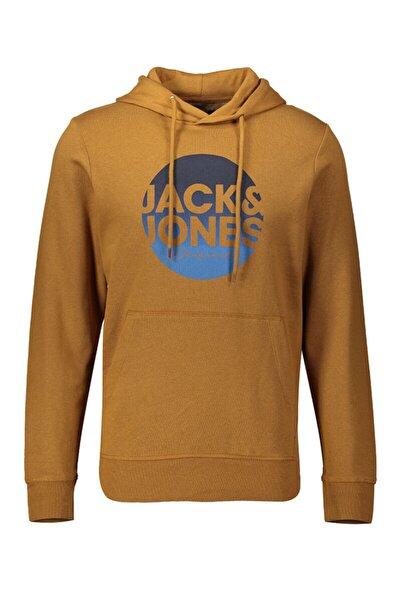 Jack & Jones Erkek  Jortorpedo Sweat Hood Fst Sweat Shirt 20k12178517