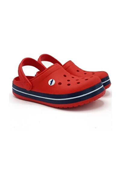 Akınal Bella Kırmızı Crocs Terlik