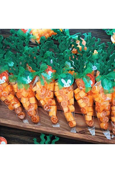 gizem şeker atölyesi Diş Buğdayı Hediyeliği (10 Adet)