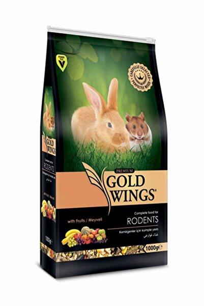 Gold Wings Premium Kemirgen Yemi