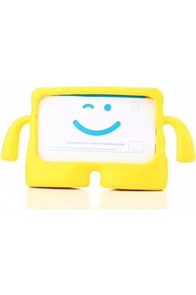 zore Ipad Mini 4 Standlı Slikon Çocuk Tablet Kılıfı