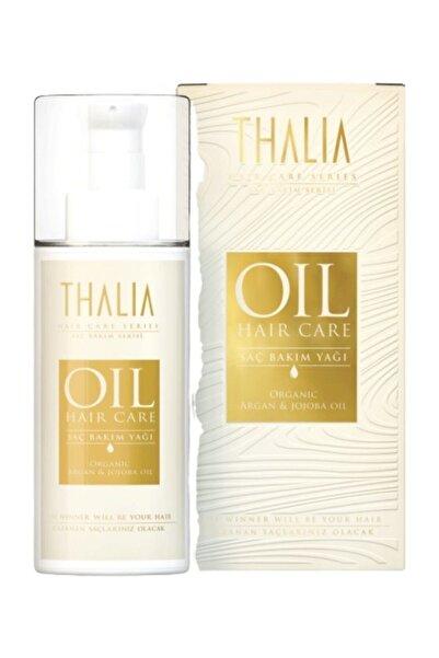 Thalia Organik Argan Ve Jojoba Içeren Saç Bakım Yağı 75 ml