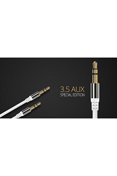 POWERWAY Aux Ses Kablosu 1m 3.5mm