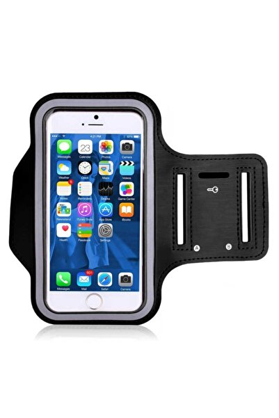 Yaman Bilişim Yürüyüş Koşu Spor Kol Bandı Telefon Kılıfı Armband