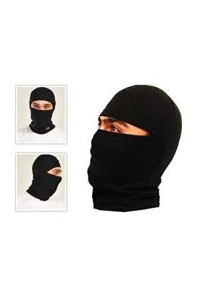 moneybox Termal Polar Kar Maskesi Şapka Bere Kadın Erkek Kışlık Boyunluk