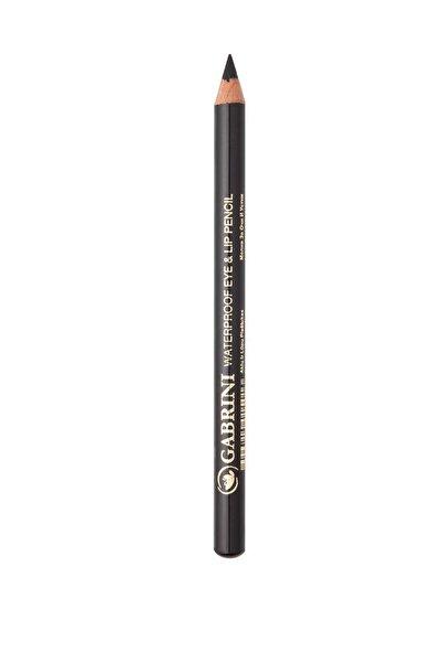 Gabrini Dudak Ve Göz Kalemi - Lip&eye Pencil 01 8696814015013