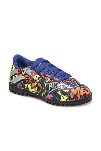 adidas NEMEZIZ MESSI 19.4 Mavi Erkek Çocuk Halı Saha Ayakkabısı 101069204