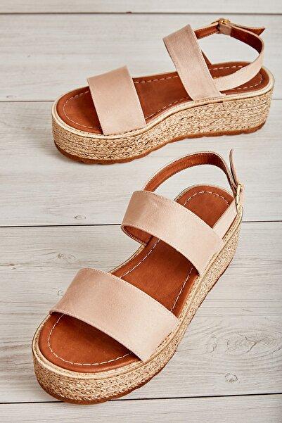 Bambi Ten Kadın Sandalet L0501803765