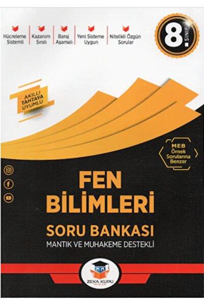Zeka Küpü Yayınları Zeka Küpü 8.sınıf Lgs Fen Bilimleri Soru Bankası - 2021 Lgs Kitapları