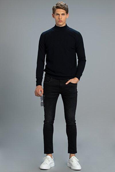 Lufian Jovı Smart Jean Pantolon Slim Fit Siyah