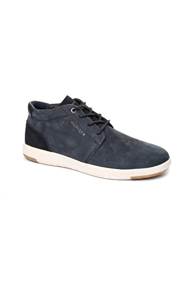 Tommy Hilfiger 01716 Light Nubuck Lace Up Erkek Bot