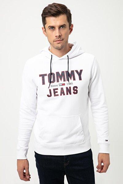 Tommy Hilfiger Tjm Essentıal 1985 Logo Hoodıe