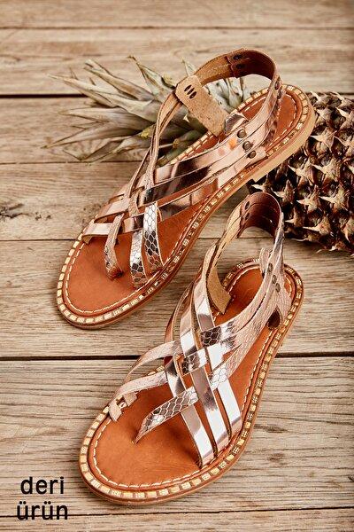 Bambi Rose/rose Yıl Kadın Sandalet L0602508039