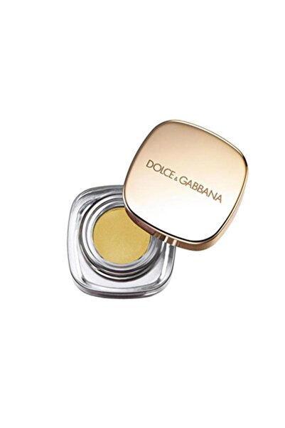 Dolce Gabbana Perfect Mono Cream 35 Gold Sand Göz Farı