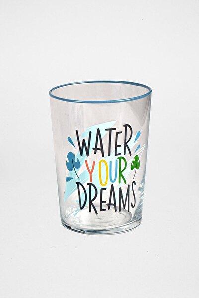 Rakle Water Your Dreams Ölçülü Meşrubat Bardağı
