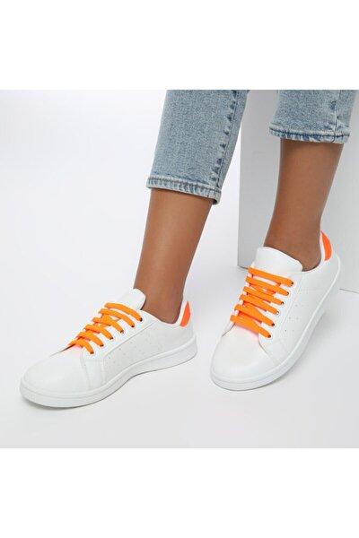 Polaris 315600.Z Turuncu Kadın Sneaker Ayakkabı 100508134