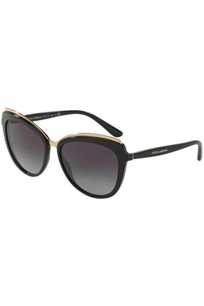 Dolce Gabbana Dg4304 501/8g 57 Bayan Güneş Gözlüğü