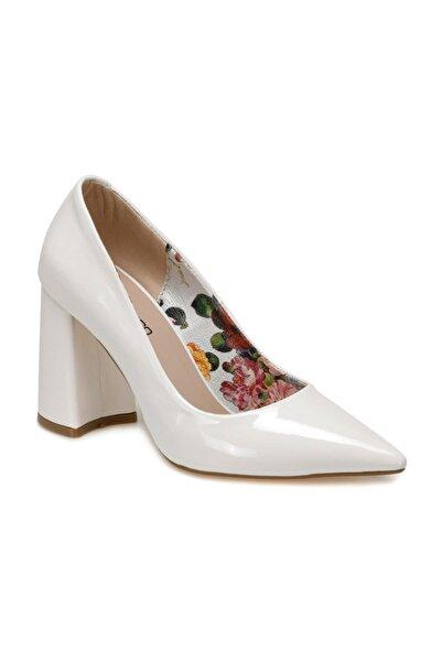 Butigo Bonnie Beyaz Kadın Gova Ayakkabı