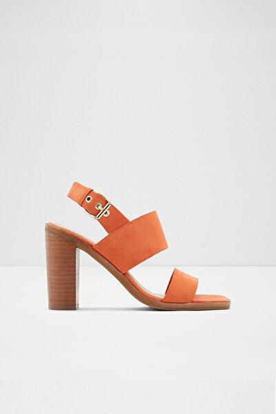 Aldo Fıelıa - Turuncu Kadın Topuklu Sandalet