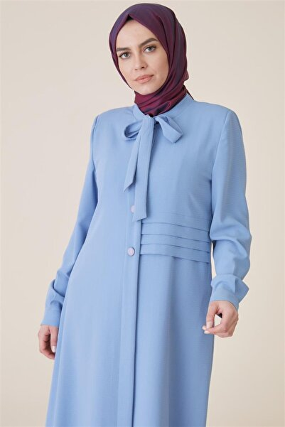 Tuğba Pardesü-mavi Tk-u8107-32