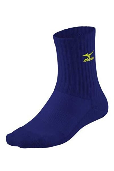 MIZUNO Volley Socks Medium Unisex Çorap Lacivert