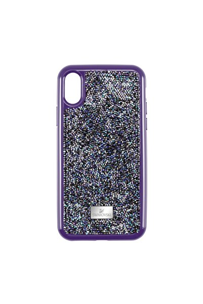 Swarovski Telefon Kilifi Glam Rock. Ipxr:case Purple 5478874