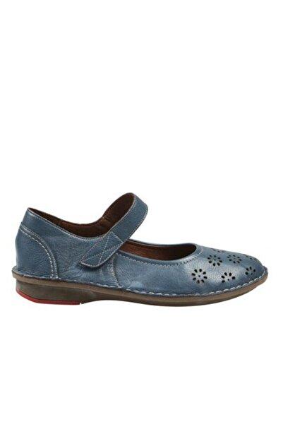 Hammer Jack Jack Kot Mavi Kadın Ayakkabı 450 107-z