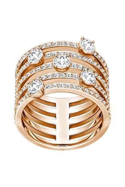 Swarovski Yüzük Creativity Ring Wide Rose Size 50 5221424