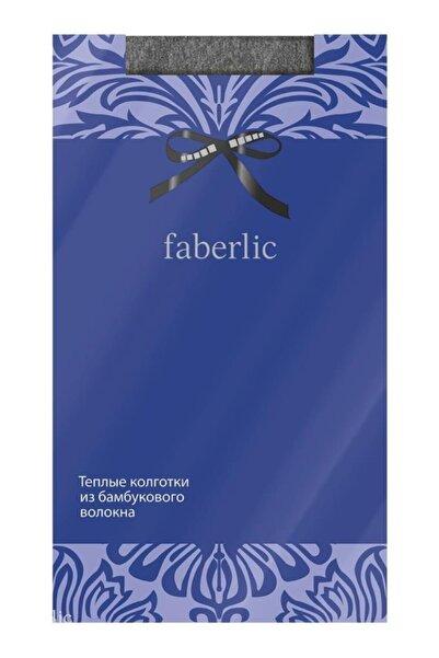 Faberlic Gri Renk Külotlu Çorap Xs 81507