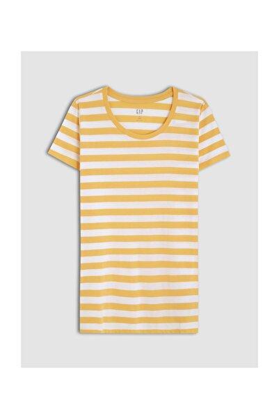 GAP Favorite Yuvarlak Yaka T-shirt