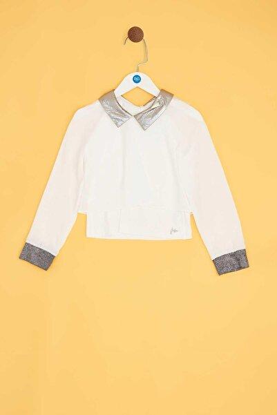 Lia Lea Kız Çocuk Beyaz Bluz
